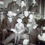 საქართველოს სამეფო ოჯახი XIX საუკუნის ბოლოს