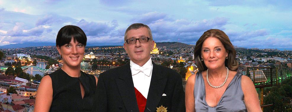 საქართველოს სამეფო ოჯახი